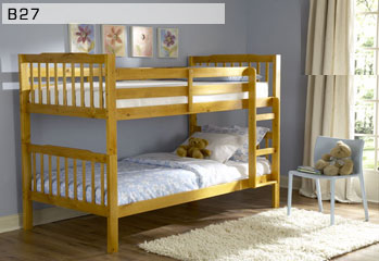 Bunk Beds From Bay Bed Mattress
